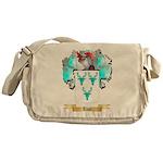 Tapp Messenger Bag
