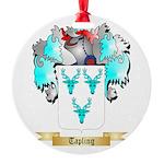 Tapling Round Ornament