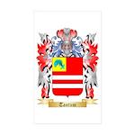 Tantum Sticker (Rectangle 50 pk)