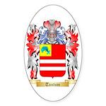 Tantum Sticker (Oval 50 pk)