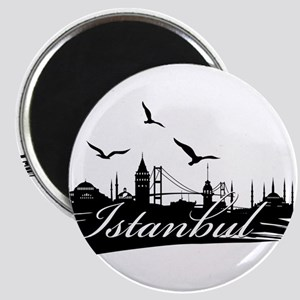 Istanbul design elements Magnets