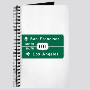 San Francisco-LA-US Route 101 Journal