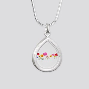 wild meadow flowers Necklaces