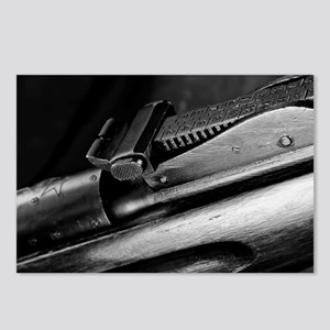Military Rifle Postcards (Package of 8)