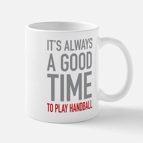 Play Handball Mugs