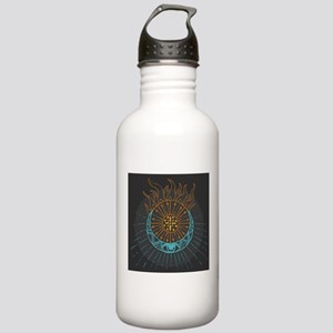 Sun and Moon Water Bottle