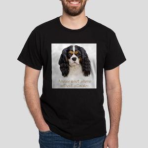 Cavalier King Charles Spaniel White T-Shirt