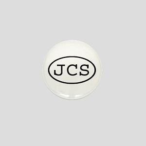 JCS Oval Mini Button