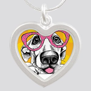 Hipster Dog Necklaces