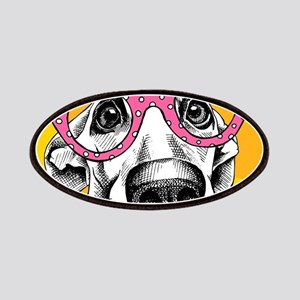 Hipster Dog Patch