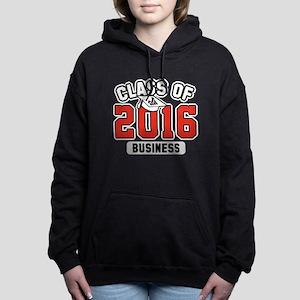 Class Of 2016 Business Hooded Sweatshirt