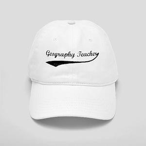 Geography Teacher (vintage) Cap