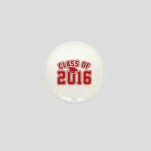 Class Of 2016 Mini Button