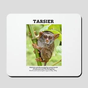 TARSIER - PRIMATE. Very Small @80g. Mousepad