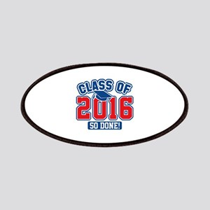 Class Of 2016 Patches
