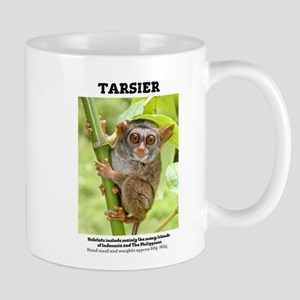 TARSIER - PRIMATE. Very Small @80g. Mugs