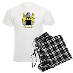 Tanner Men's Light Pajamas
