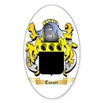 Tanner Sticker (Oval 10 pk)