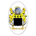 Tanner Sticker (Oval 50 pk)