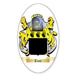 Tann Sticker (Oval 10 pk)