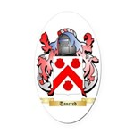 Tancred Oval Car Magnet