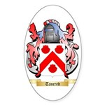 Tancred Sticker (Oval)
