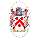 Tancred Sticker (Oval 50 pk)