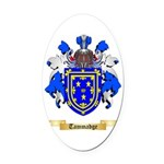 Tammadge Oval Car Magnet