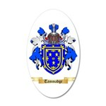 Tammadge 20x12 Oval Wall Decal