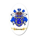 Tammadge 35x21 Oval Wall Decal