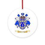 Tammadge Round Ornament