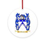 Tamez Round Ornament