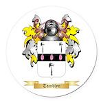 Tamblyn Round Car Magnet
