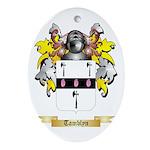 Tamblyn Oval Ornament