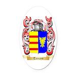 Tamayo Oval Car Magnet