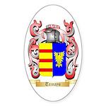 Tamayo Sticker (Oval)