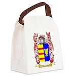 Tamayo Canvas Lunch Bag