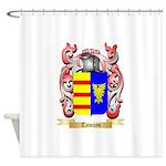Tamayo Shower Curtain