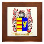 Tamayo Framed Tile