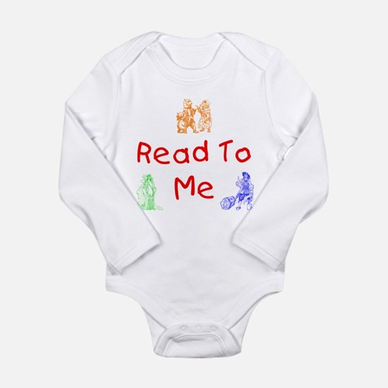Read-Storybook Body Suit