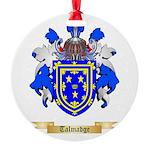 Talmadge Round Ornament