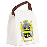 Tally Canvas Lunch Bag