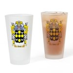 Tally Drinking Glass