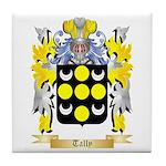 Tally Tile Coaster