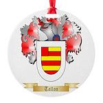 Tallon Round Ornament