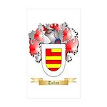 Tallon Sticker (Rectangle 50 pk)