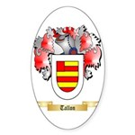 Tallon Sticker (Oval 10 pk)