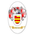 Tallon Sticker (Oval 50 pk)