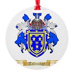 Tallmadge Round Ornament