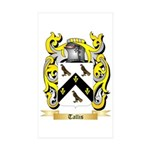 Tallis Sticker (Rectangle 10 pk)